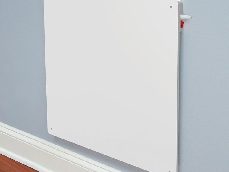 Electric Wall Heater Installation