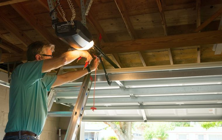 Garage Door & Opener Repair