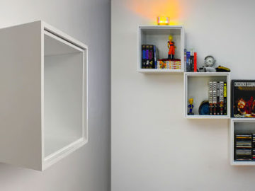 Shelf Mounting